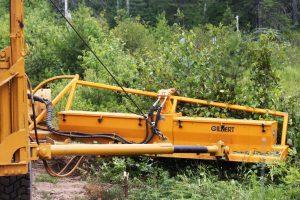 brushcutter mower attachment from gilbert canadian made
