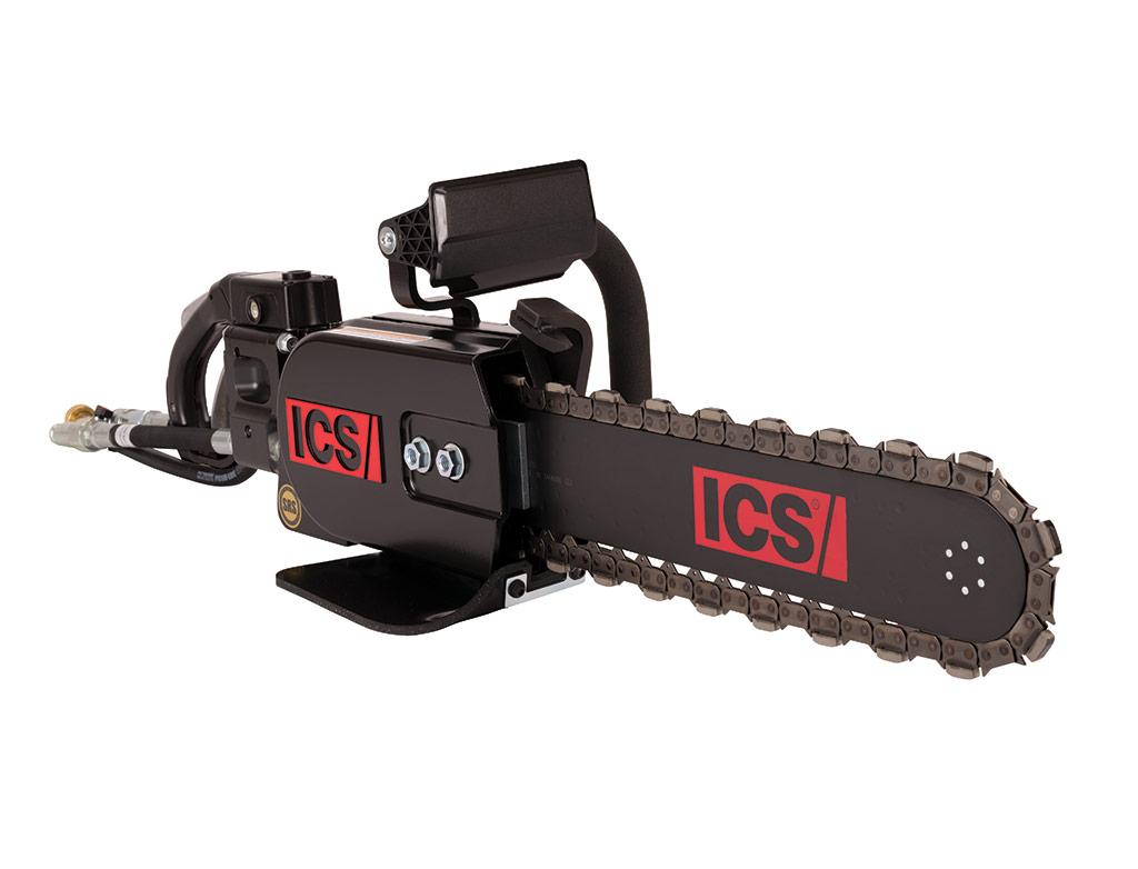 Ics Hydraulic Chain Saw For Concrete Accudraulics