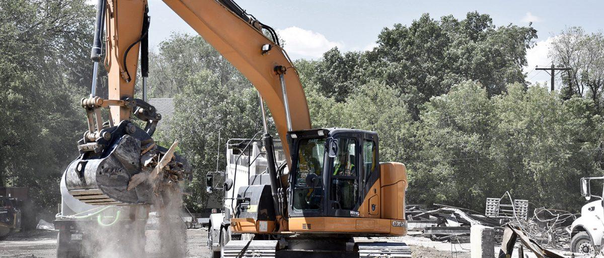 excavator bucket demolition industry tool provider