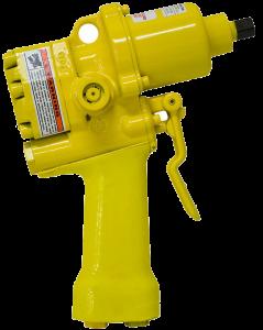 hydraulic underwater impact wrench