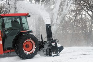 rear pull tractor snowblower erskine
