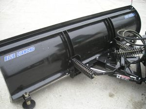 tractor hydraulic snow blade