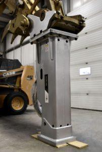 Impact Breaker 700 Mounted Excavator Attachment