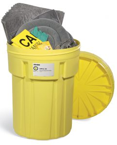 oil cleamup kit spill absorbants